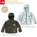 ノースフェイス (THE NORTH FACE) ノベルティコンパクトジャケット NPJ21811 全2色 キッズ・ジュニア用 男の子 女の子 兼用モデル