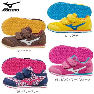 美津濃 (美津濃) 兒童鞋雨孩子 3 K1GD1533 孩子嬰兒性別中性模型
