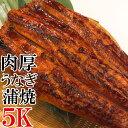肉厚特大うなぎ 5kg 1尾あたり おおよそ360g〜400...