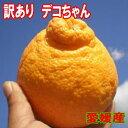 愛媛  デコちゃん(通称デコポン)10kg送料無料 北海道・沖縄送料別途いります <少し 訳あり>只今 値引き販…