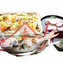 お食い初め鯛ちらし寿司セット百日