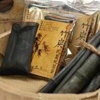 【送料無料】台湾お土産茶山房 天然 竹炭 成分入り 石鹸ネット