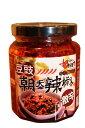 豆鼓朝天辣椒(トウチ入り辛味調味料) 240g