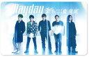 """五月天Mayday(メイデイ)「Mayday 2020 Just Rock It!!!""""藍 BLUE」【主視覺版】ipass"""