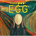 <台湾限定版>flumpool(フランプール)「EGG」CD+2015年TICCコンサート全収録DVD台湾限定特典付!