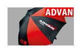 ADVAN アンブレラ 品番:F1601 人気のアドバングッズ YOKOHAMA ヨコハマタイヤ