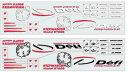 【Defiグッズ】Defi転写ステップマスターステッカー 品番:DF07605 DF07606