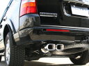 【Ultra Performance】ウルトラパフォーマンスマフラー タイプW フォード エクスプローラー にお勧め! 2006→2010