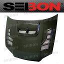【SEIBON/セイボン】インプレッサ GDB C-E用ボンネット直輸入品
