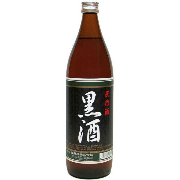 東酒造 黒酒 14度 900ml