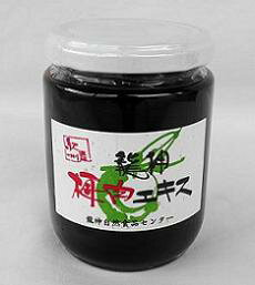 """Chemical pesticides and chemical fertilizer free Dragon plum plum meat extract 300 g"