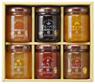 ★ sanczehl all fruit jam set six * year