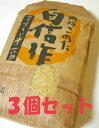 平成23年度産 自然農法のお米 古川さんのササニシキ <玄米> 15kg(5kg×3袋)