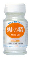 ●【オーサワ】海の精(やきしお)(ビン入)60g