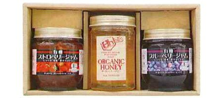 ★ Kubo set jam, honey (organic)