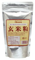 ●300 g of unpolished rice powder