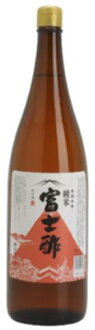 ■ (rice tail) junmai Fuji vinegar 1. 8 l