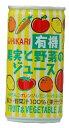 ショッピングトマト 【ケース販売】■【ムソー】(ヒカリ)有機・果実と野菜のジュース190g×30本セット