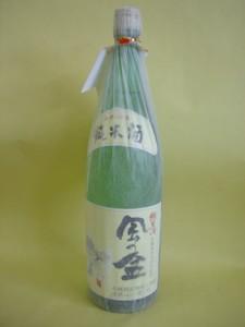 【富山県産】 純米酒 風の盆 1.8L(TZ)