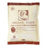 -[New products of Aomori producing organic flour 500 g
