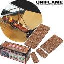 UNIFLAME ユニフレーム 森の着火材 36片 665831 炭 まき 火付け キャンプ BBQ アウトドア 【国内正規品】