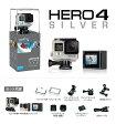 【送料・代引手数料無料!】GoPro HERO4【ゴープロヒーロー4 シルバー アドベンチャー本体】【国内正規品】【ビデオカメラ】【スキー・スノーボード】【アウトドア】【車・バイク】【CHDHY-401-JP2】