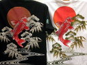 カラクリ魂 和柄半袖ポロシャツ 緋鯉刺繍 KARAKURI 【楽ギフ_包装】【楽ギフ_のし】