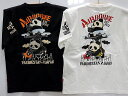 ショッピングドローン PANDIESTA JAPAN 半袖Tシャツ ドローンパンダ  パンディエスタ