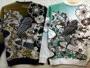 華鳥風月 和柄トレーナー 鯉刺繍 【コンビニ受取対応商品】