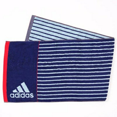 adidas スパーク スポーツタオル【ブルー】