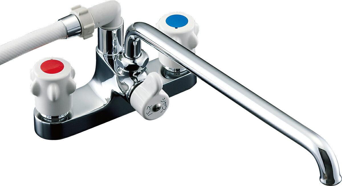 取付工事可能■ホールインワン専用浴槽シャワー金具