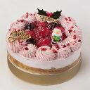 【予約】TH3クリスマス豆乳レアケーキ【送料込・お届け期間12/21〜23・時間指定不可】
