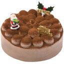 【予約】TH2クリスマスココアケーキ【送料込・お届け期間12/21〜23・時間指定不可】【