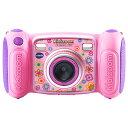 送料無料 並行輸入品 VTech Kidizoom Camera Pix, Pink 80-193650 子供用トイカメラ(MicroSD対応) ピンク