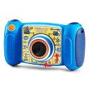 送料無料 並行輸入品 VTech Kidizoom Camera Pix, Blue 80-193600 子供用トイカメラ