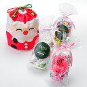【公式】新宿高野クリスマスサンタクロース巾着袋|チョコレートフルーツチョコレートチョコフルーツチョコギフトフルーツプチギフトお取り寄せスイーツお菓子クリスマスプレゼント飴キャンディキャンディークリスマスギフトかわいい