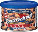 サウスウィンド ハニーローストピーナッツ 227g×12缶 同梱分類【A】