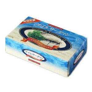 トマトコーポレーション オイルサーディン(モロッコ産)125g×25缶