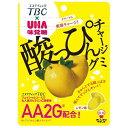 味覚糖 酸っぴんチャージグミ レモン味 10入