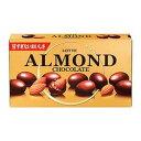 ロッテ アーモンドチョコレート 10入【ラッキーシール対応】