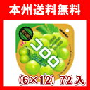 (本州送料無料!)UHA味覚糖 コロロ マスカット(6×12)72入