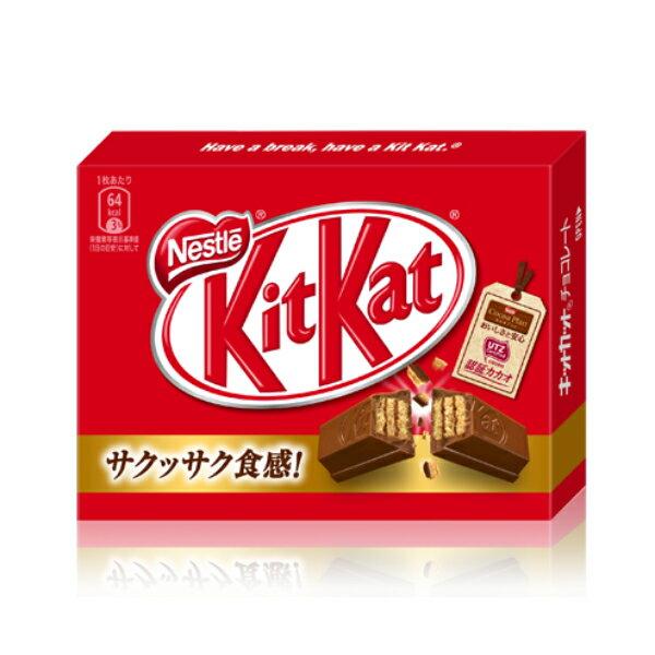 ネスレ 3枚キットカットミニ 10入 【ラッキー...の商品画像
