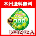 (本州送料無料)UHA味覚糖 コロロ マスカット(6×12)72入