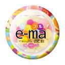 味覚糖 e−maのど飴容器 カラフルフルーツチェンジ 6入