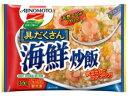 味の素 具だくさん海鮮炒飯 450g× 12入【冷凍】