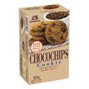 森永 12枚 チョコチップクッキー 5入