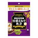 味覚糖 特濃ミルク8.2 ラムレーズン6入 機能性表示食品 【ラッキーシール対応】