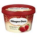 ハーゲンダッツ ミニカップストロベリー 6入(冷凍) 【ラッキーシール対応】