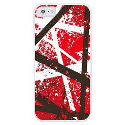 【iPhone5S】【iPhone5】【バンヘイレン】【iPhone5ケース】【カバー】【スマホケース】【ミュージック】【ギター】 ip5-an109wh
