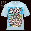 【Project.C.K】【プロジェクトシーケー】【Tシャツ】【キャラクター】【SWEETS】11-pck-0051 10P03Dec16